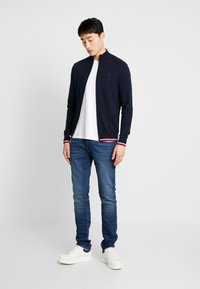 Pier One - Chaqueta de punto - dark blue