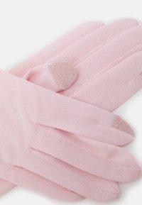 Lauren Ralph Lauren - SHOPPING TOUCH GLOVE - Gloves - pale rose - 2
