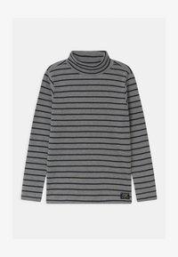 OVS - TURTLE NECK - Top sdlouhým rukávem - frost gray - 0