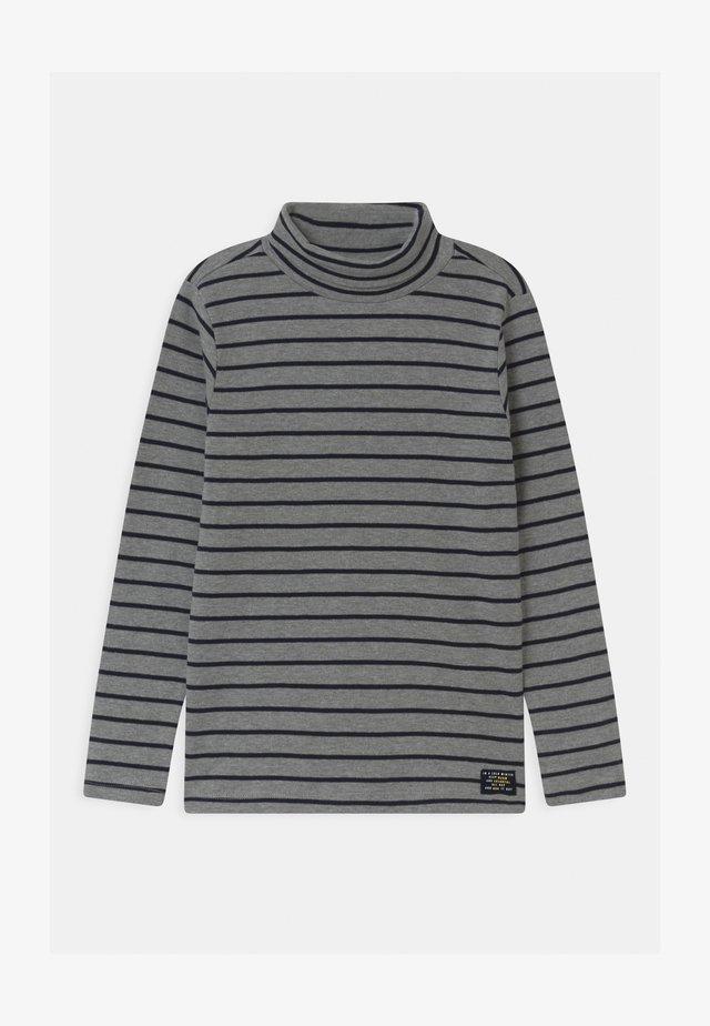 TURTLE NECK - Pitkähihainen paita - frost gray