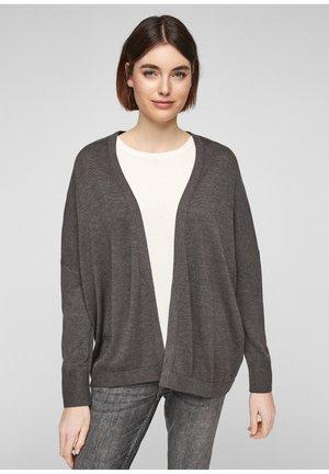 Vest - grey melange