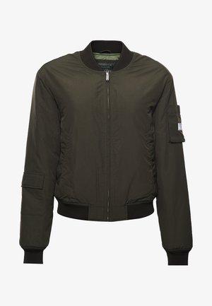 NEVADA  - Bomber Jacket - khaki