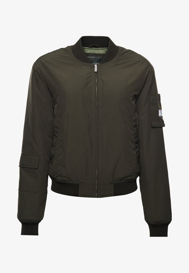 NEVADA  - Bomber Jacket - khaki
