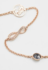 Swarovski - REMIX STRAND FAITH - Bracelet - rose gold-coloured - 3