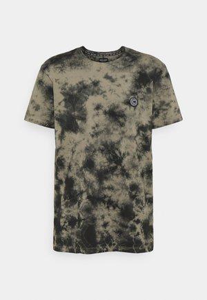TONY - Print T-shirt - dark army