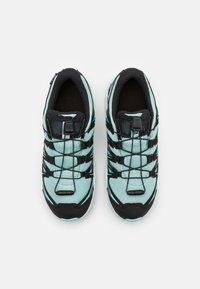 Salomon - XA PRO 3D CSWP UNISEX - Hiking shoes - pastel turquoise/black/tanager turquoise - 3