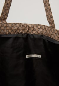 InWear - TRAVEL TOTE BAG - Tote bag - beige/black - 2
