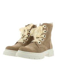 Bullboxer - Platform ankle boots - beige/taupe - 1