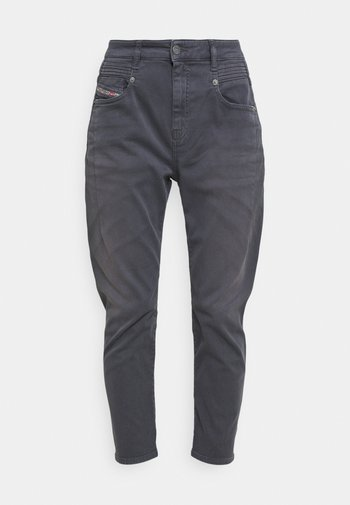FAYZA - Relaxed fit jeans - grey blue