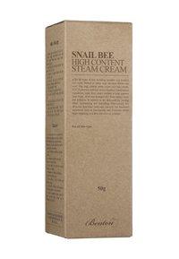 Benton - SNAIL BEE HIGH CONTENT STEAM CREAM - Face cream - - - 2