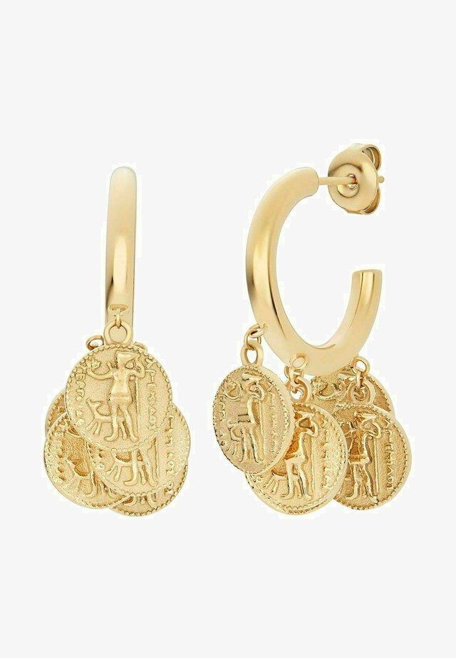 Orecchini - gold