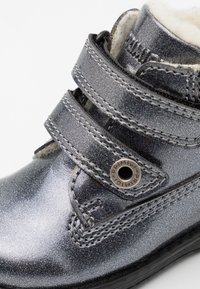 Primigi - WARM LINING - Classic ankle boots - canna fucile - 5
