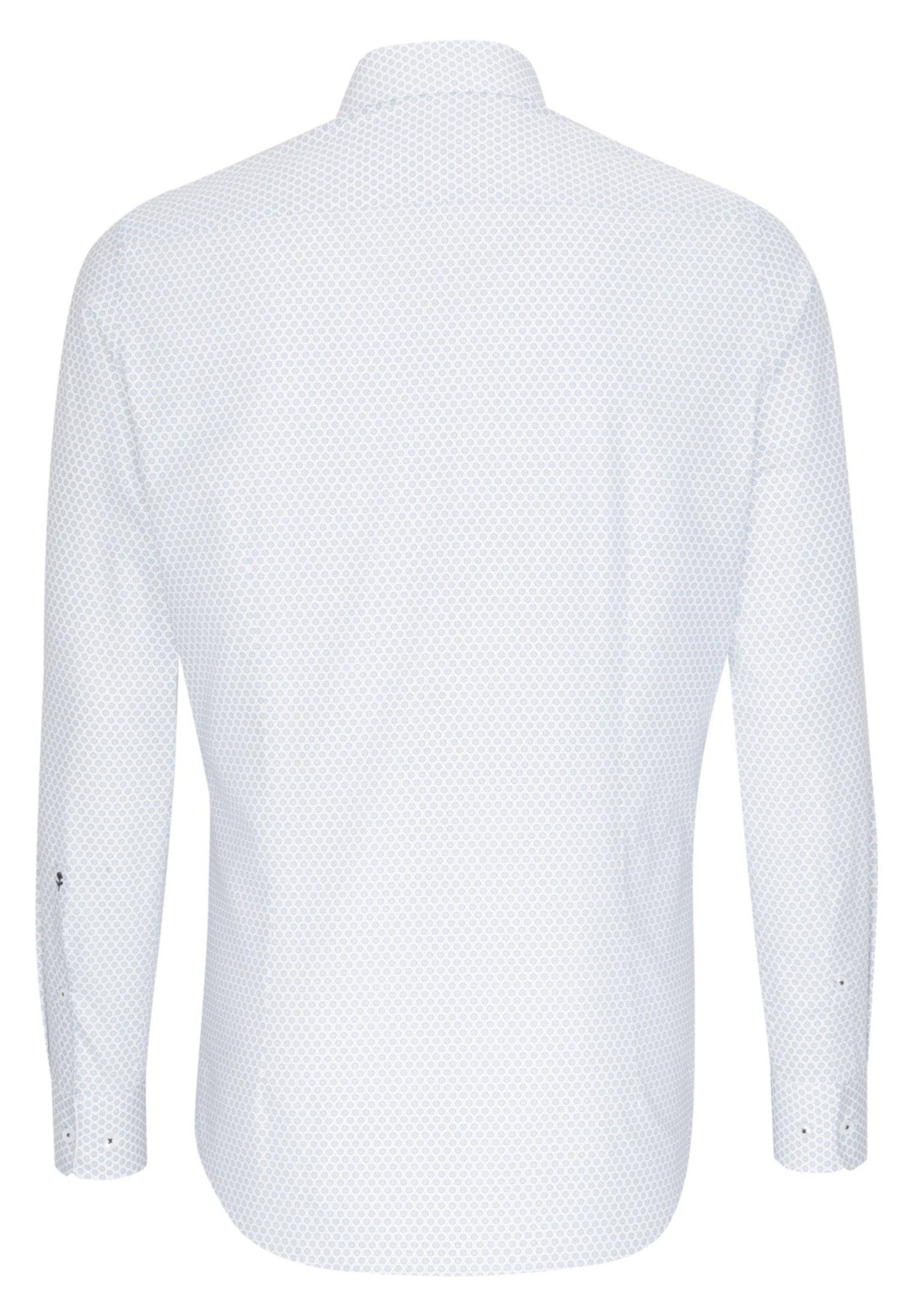 Seidensticker Slim Fit - Koszula Biznesowa Blau