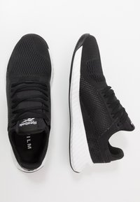 Reebok - FLASHFILM TRAIN - Sports shoes - black/white - 1