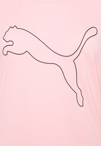 Puma - PERFORMANCE CAT TEE  - Print T-shirt - elektro peach - 2