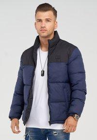 Jack & Jones - MIT - Winter jacket - navy blazer - 3