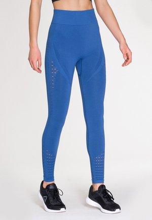 Leggings - Trousers - blue