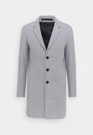 JJEMOULDER  - Short coat - light grey melange
