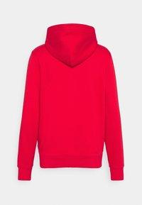 Levi's® - GRAPHIC ZIP UP UNISEX - Sweat à capuche zippé - reds - 1