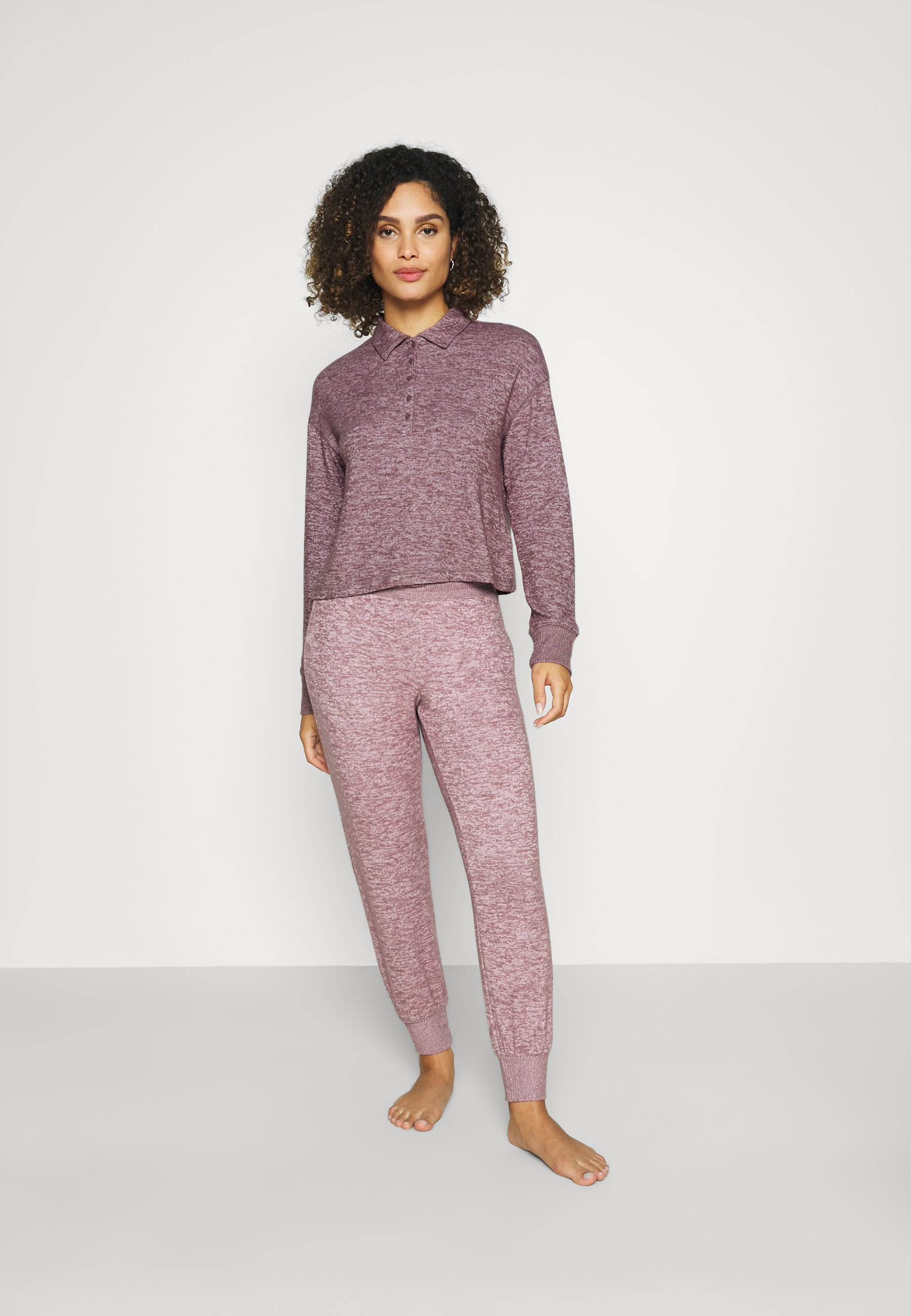 Damen SOFTSPUN POLO - Pyjama