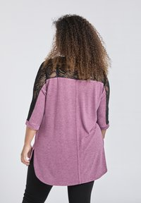 SPG Woman - Longsleeve - purple - 2