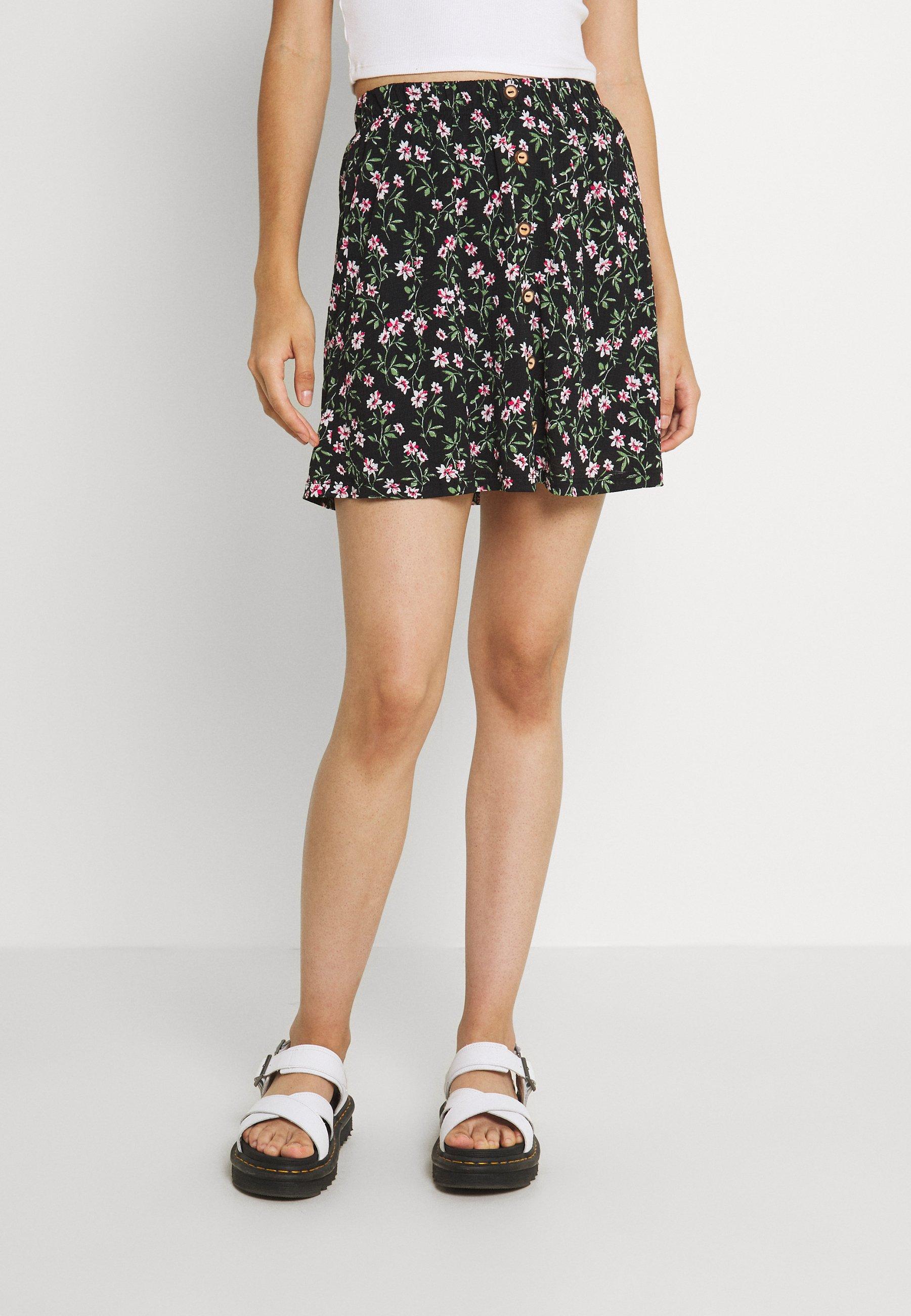 Femme ONLPELLA SHORT SKIRT - Minijupe