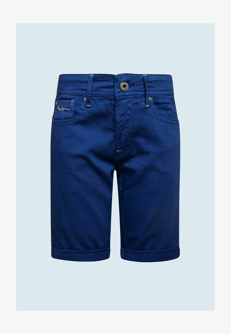 Pepe Jeans - Denim shorts - azul