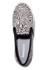 Timberland - Slip-ons - black and white leopard - 2