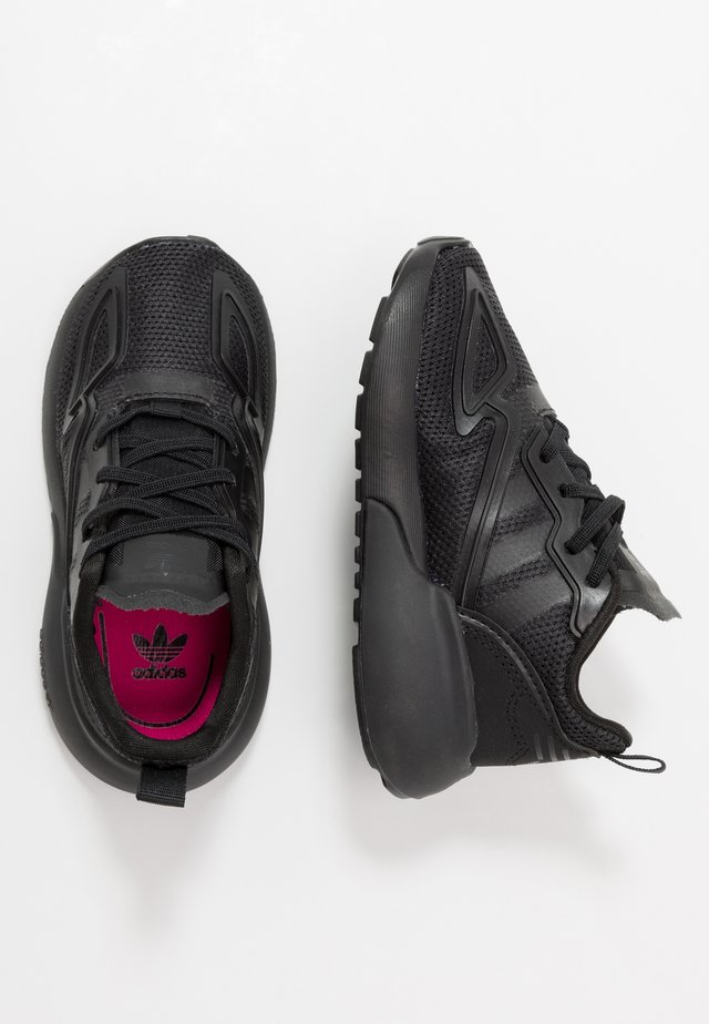 ZX 2K - Trainers - core black/shock pink