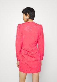 Cras - YVONNE CRAS DRESS - Sukienka etui - paradise pink - 2