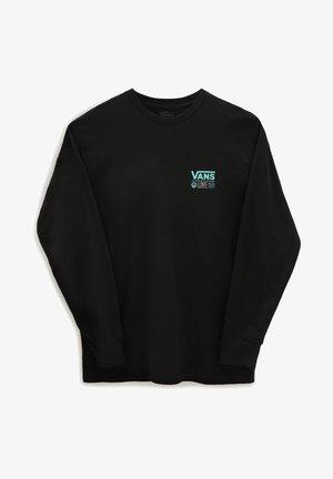MN BROADCAST 66 LS - Longsleeve - black