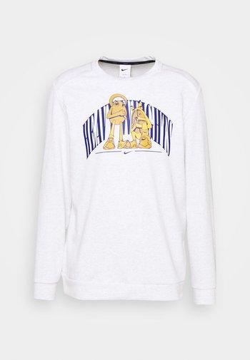 STORY CREW - Sweatshirt - white