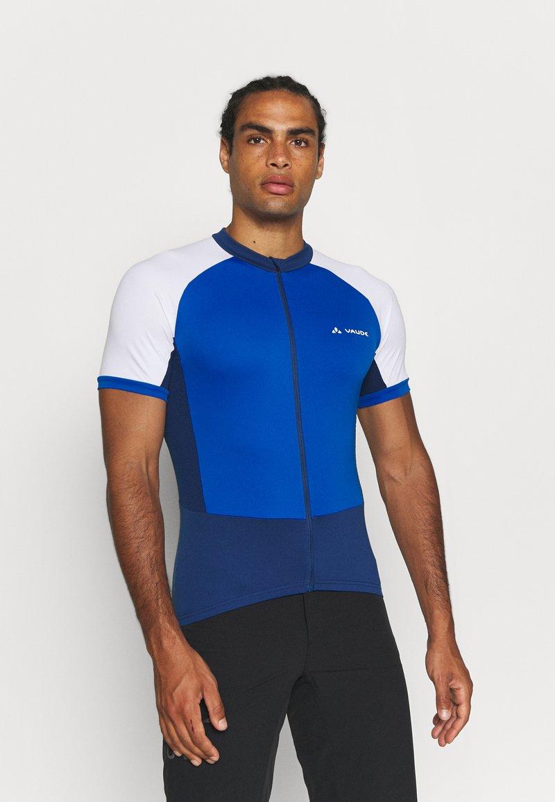 Vaude - ADVANCED TRICOT - Cyklistický dres - signal blue