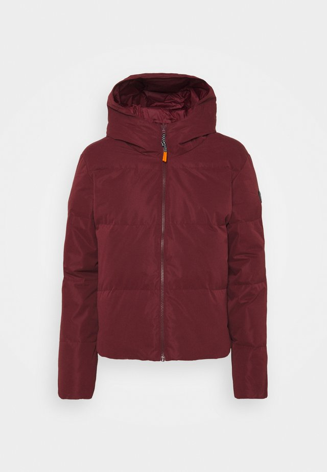 SWITCH REVERSIBLE JACKET - Trainingsvest - fig red