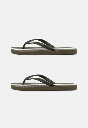 ONSJOHNATAN 2 PACK - Pool shoes - olive night