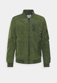 Jack & Jones - JCOJAXSON - Bomber bunda - rifle green - 0
