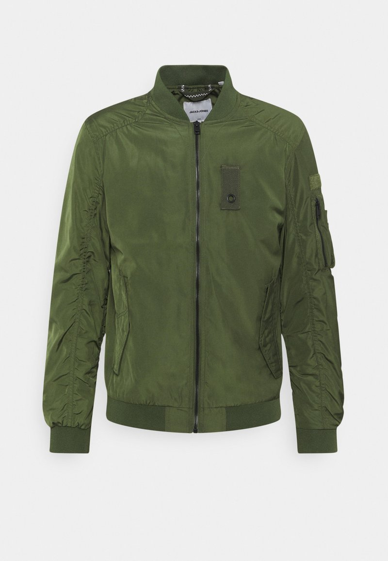 Jack & Jones - JCOJAXSON - Bomber bunda - rifle green