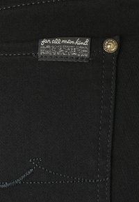 7 for all mankind - THE LUXURIOUS - Jean droit - schwarz - 5