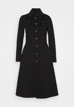 CANNETI - Classic coat - schwarz