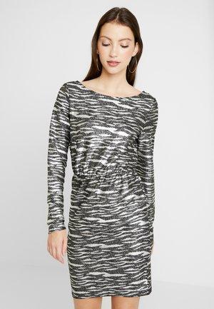 Day dress - black/silver