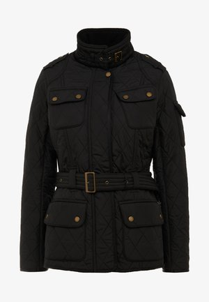 TOURER INTERNATIONAL POLARQUILT - Summer jacket - black