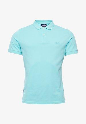 CLASSIC MICRO LW - Polo shirt - pool blue