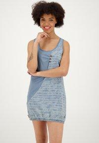 alife & kickin - CAMERONAK DNM - Day dress - light denim - 0