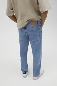 PULL&BEAR - Jeans a sigaretta - light blue - 5