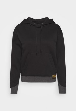PREMIUM CORE HOODED - Hoodie - black