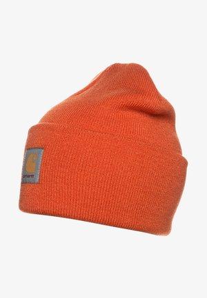 WATCH HAT UNISEX - Lue - orange