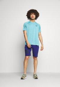 Under Armour - RIVAL SHORT - Sports shorts - regal - 1