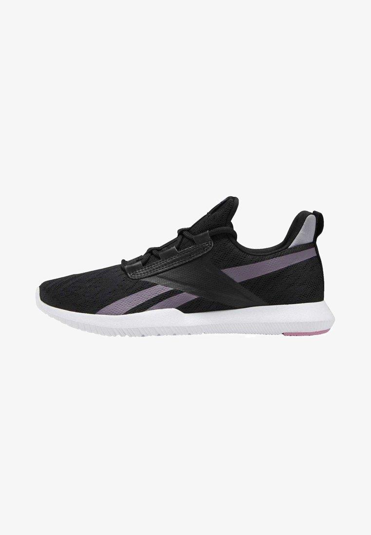Reebok - REEBOK REAGO PULSE 2.0 SHOES - Sports shoes - black