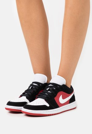 AIR 1 - Sneakers basse - black/white/gym red
