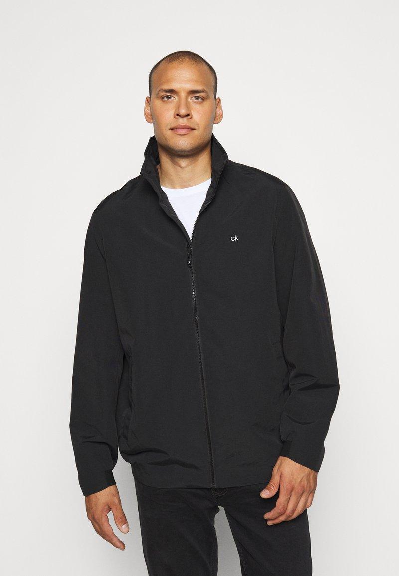 Calvin Klein - Summer jacket - black